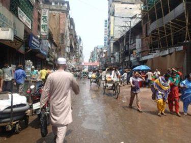バングラデッシュで野宿したらホームレスに靴を盗まれた事件