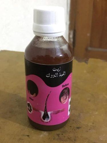 【バーレーンにてパキスタン人から怪しげな毛生え薬を買う】の巻