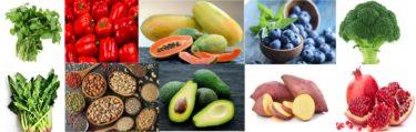 40代以上の体をサポートする10のアンチエイジング食品