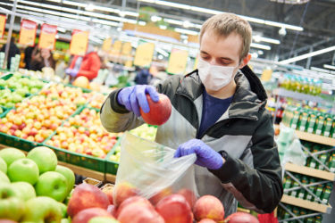 【COVID-19】自己検疫中の食事と栄養のヒント