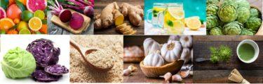 あなたの身体から毒素を追い出すデトックス食品10選