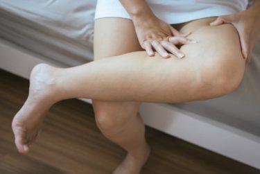 足のむくみの傾向と対策
