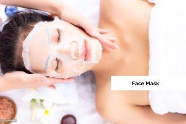 フェイスマスクを使うべき5つの理由